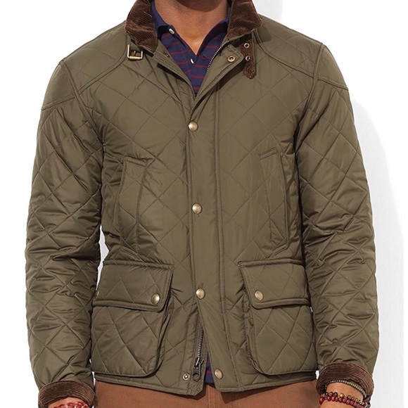 Quilted Jacket Ralph Lauren Lauren Polo Ralph Polo BWrdoCexEQ